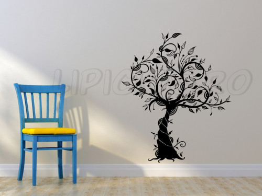 Poze Copac inflorat