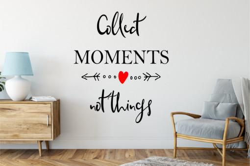 Collect Moments - sticker decorativ