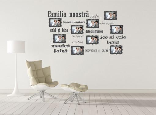 Familia este...