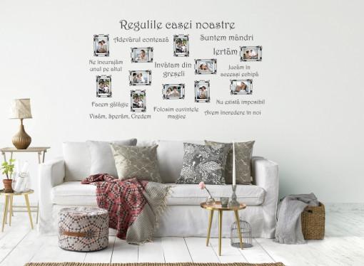 Poze Regulile casei noastre