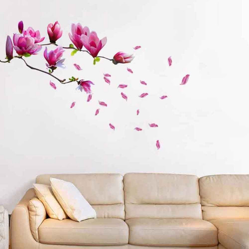 Poze Sticker Magnolia Flower
