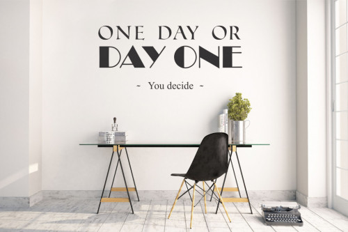 Poze One day or day one