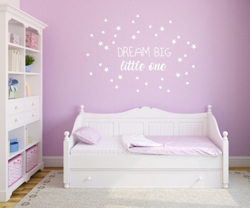 Poze Dream big little one