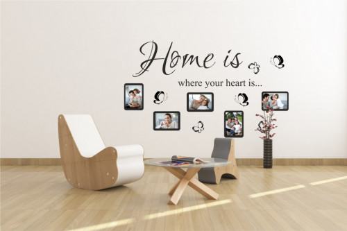Home is where your heart is...