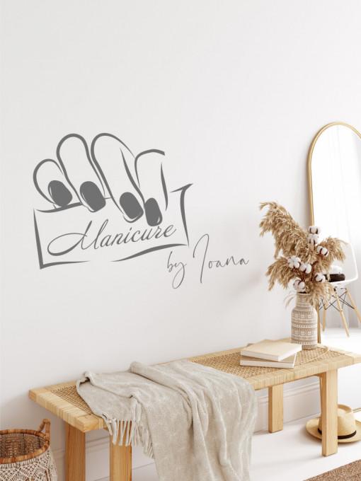 Manicure by...