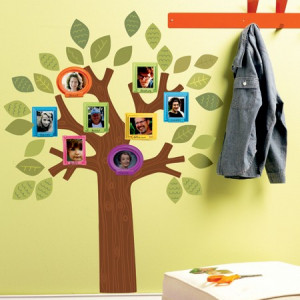 Poze Sticker Fun Family Tree