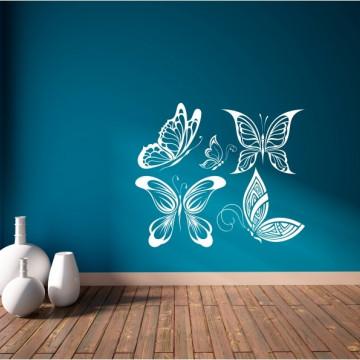 Fluturi artistici