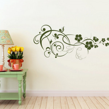 Liana cu flori