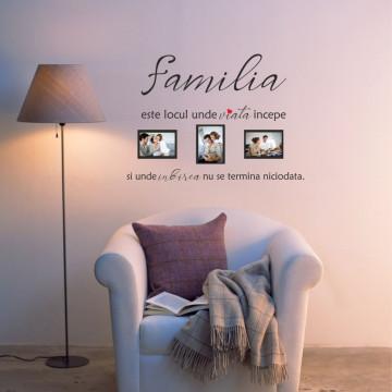 Familie, pur si simplu