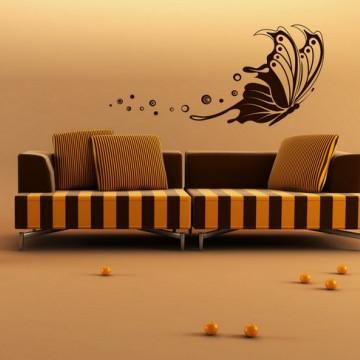 Fluturele cu buline