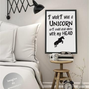 Tablou Unicorn