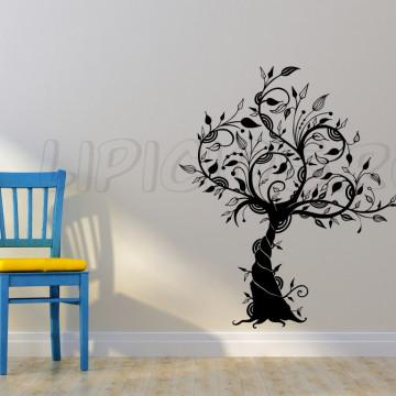 Copac inflorat