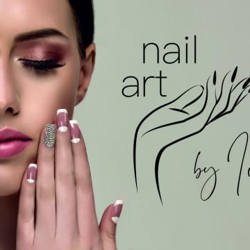 Nail Art - sticker personalizat