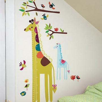 Giraffe Sticker Centimetru