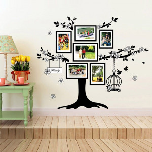 Poze Sticker Family Photo Tree