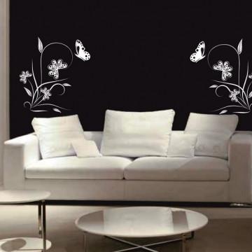 Flori in oglinda