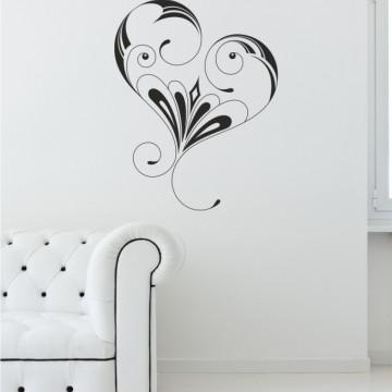 Inima decorativa