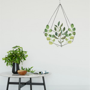 Natura in colivie 2- sticker decorativ