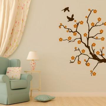 Copacul cu flori