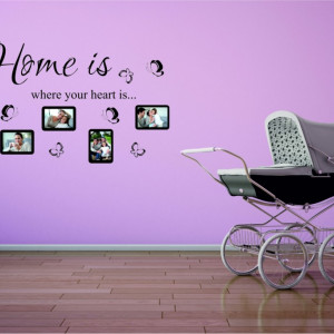 Poze Home is where your heart is...
