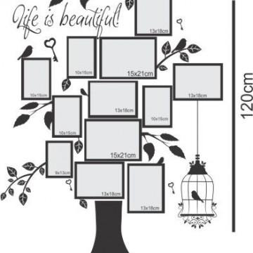 Arborele familiei