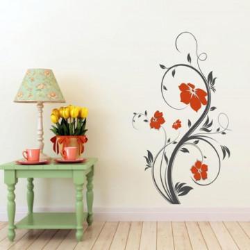 Model floral