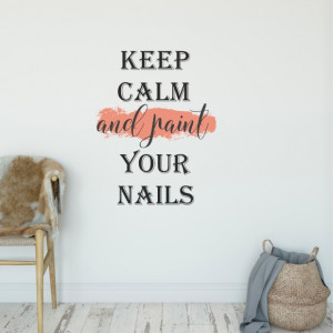 Paint your nails