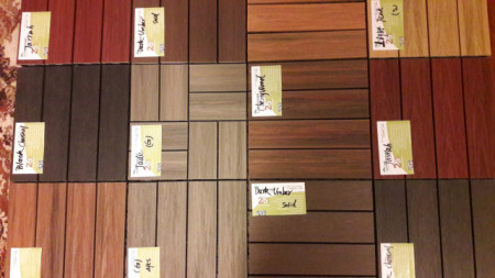 Poze Decking Tile