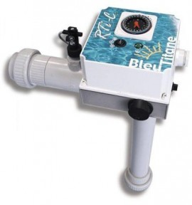 Poze Incalzitor electric piscina RTI-C 9 kW