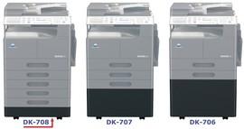 Poze Copier Desk DK-708 Bizhub 215
