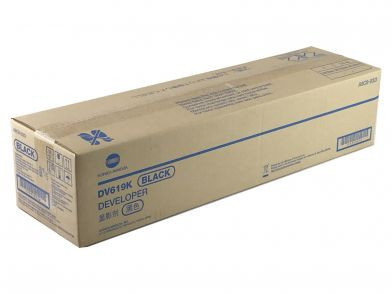 Poze Developer Unit Black Bizhub C458/C558/C658 DV-619K