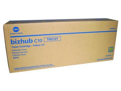Toner Bizhub C10/C10P Yellow