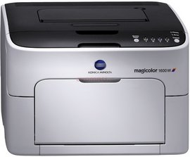 Poze Imprimanta laser color, Magicolor 1600W