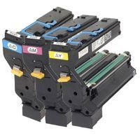 Poze CMY Toner Value Pack Magicolor 5440DL / 5450 High Capacity (12K)