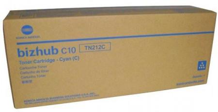 Toner Bizhub C10/C10P Cyan