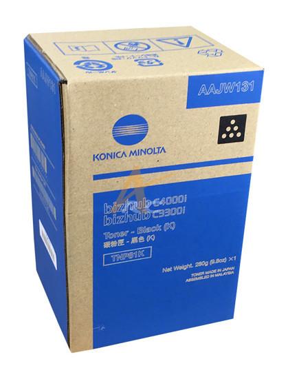 Poze Toner Bizhub C3300i/C4000i Black TNP81K
