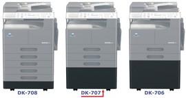 Poze Copier Desk DK-707 Bizhub 215