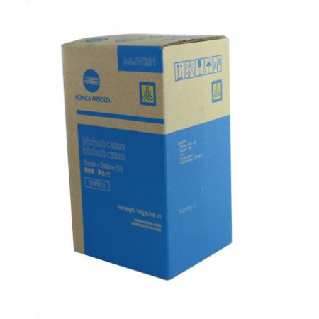 Toner Bizhub C3300i/C4000i Yellow TNP81Y