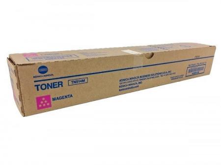 Poze Toner Bizhub C458/C558/C658 Magenta TN514M