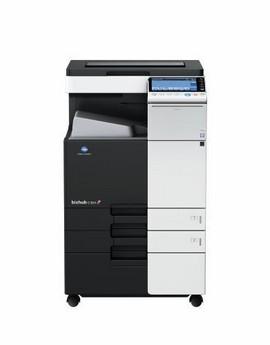 Poze Bizhub C364e, copiator color SRA3 + set tonere si stand sistem CADOU
