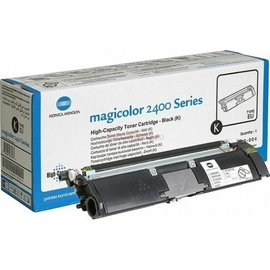 Poze Black toner cartridge Magicolor 2400W/2480MF/2500W/2550