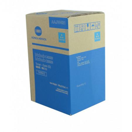 Poze Toner Bizhub C3300i/C4000i Cyan TNP81C