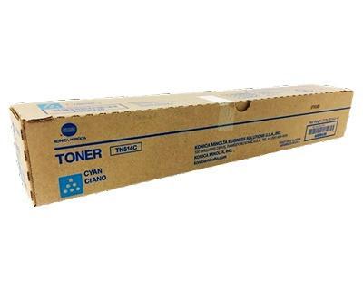 Poze Toner Bizhub C458/C558/C658 Cyan TN514C