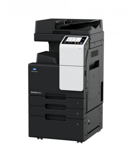 Bizhub C257i copiator color A3 + Alimentator automat de documente - DF-633