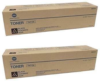 Poze Toner Bizhub C659/C759/AccurioPrint C759 Black TN-713K