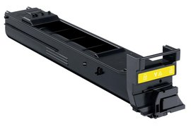 Toner Cartridge Magicolor 4650 / 4690 / 4695 MF, Yellow mare capacitate