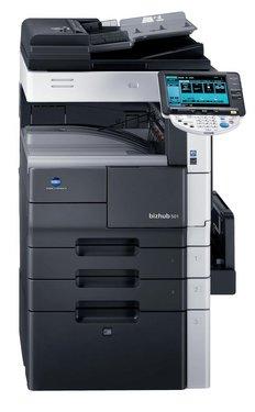 Poze Bizhub 501 Copiator alb-negru format A3