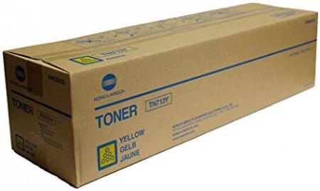 Poze Toner Bizhub C659/C759/AccurioPrint C759 Yellow TN-713Y