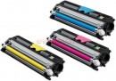 Toner Value Pack Magicolor 1600W / 1650EN / 1680MF / 1690MF (High Capacity)