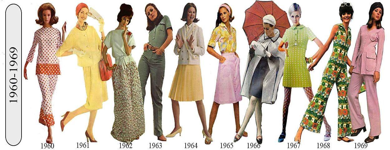 VINTAGE: ANII '60